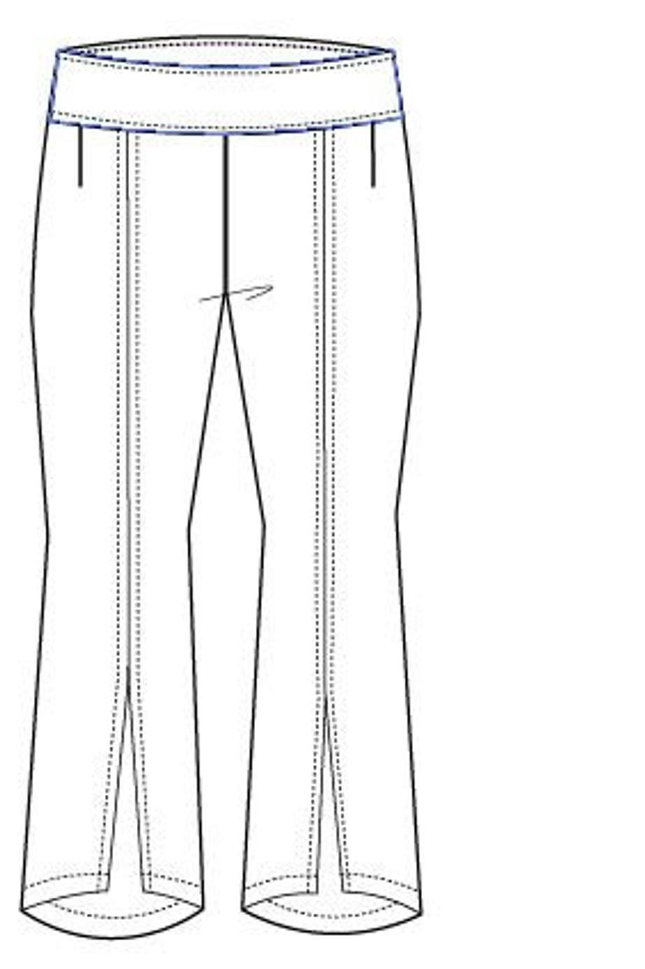 Jasper pants sewing pattern from DG Patterns