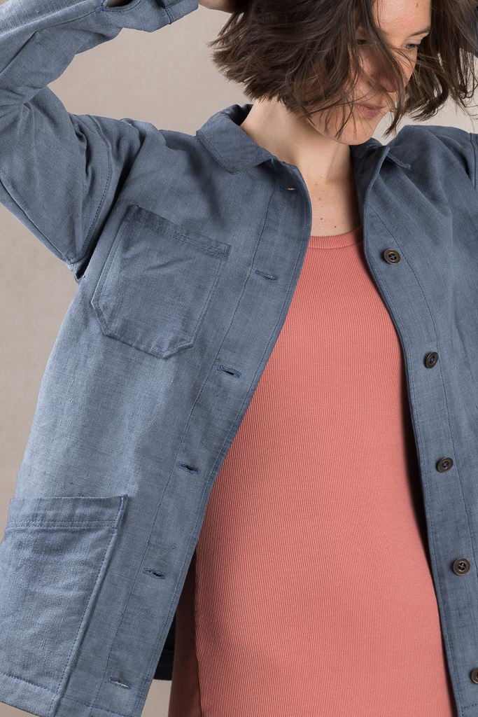 Julien Chore Jacket by Ready to Sew