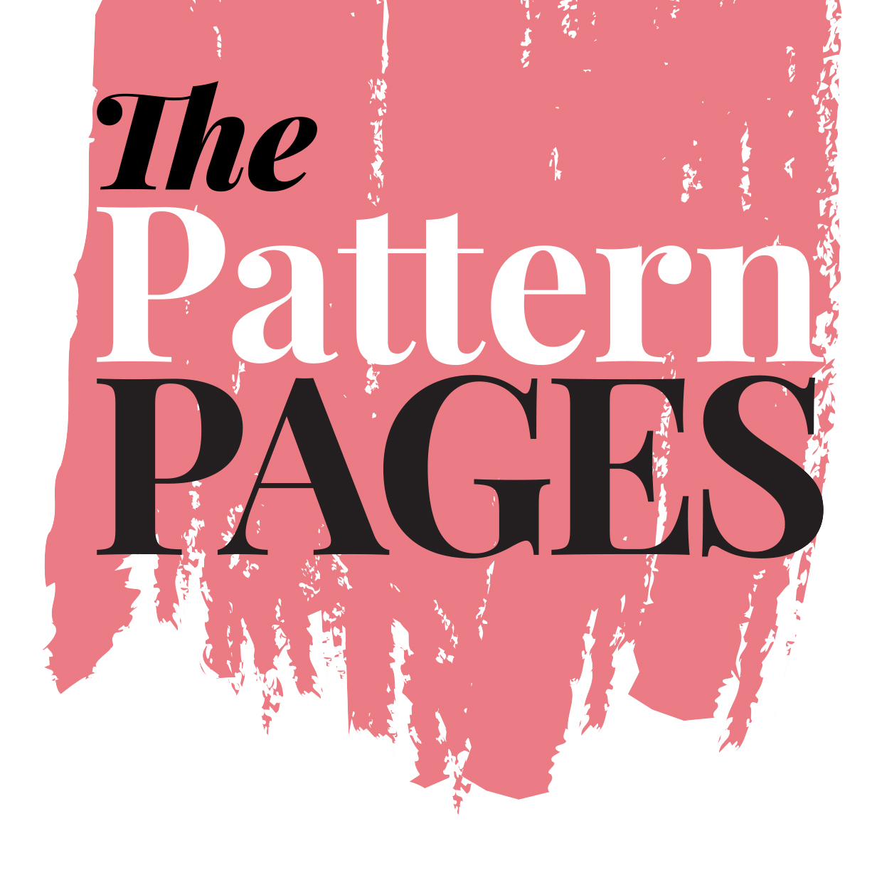 The Pattern Pages Sewing Magazine and Dressmaking Guide