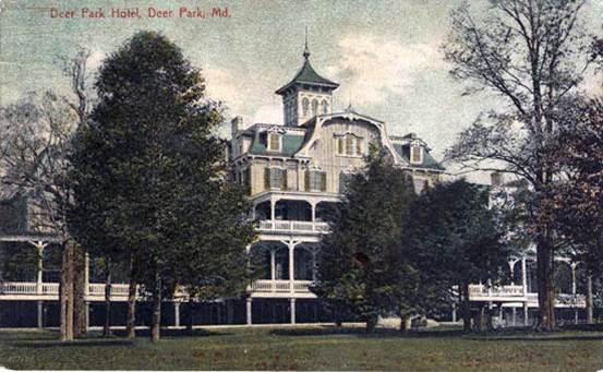 Deer Park Inn