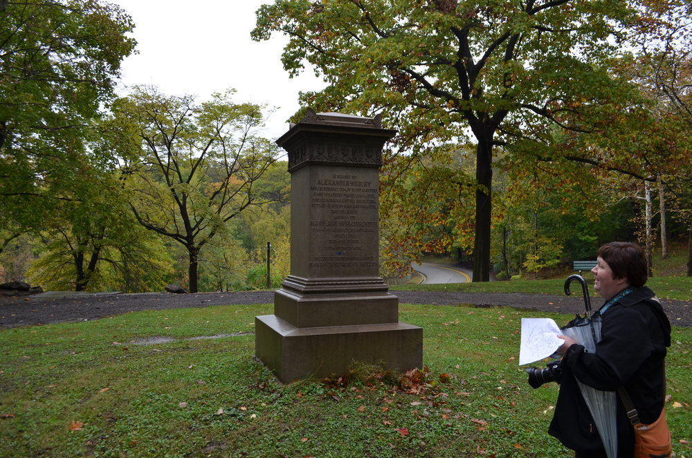 Negley Monument