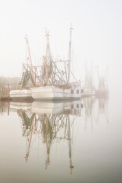 Hunting Island Sunrise Fisheye Vert.jpg