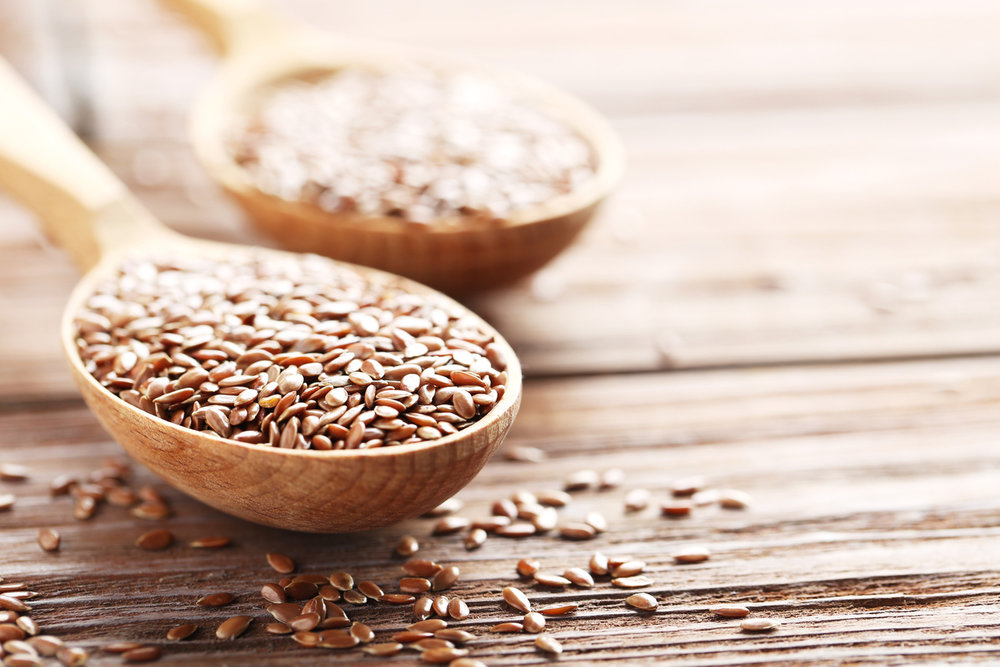 Flaxseed is a nutritional power house