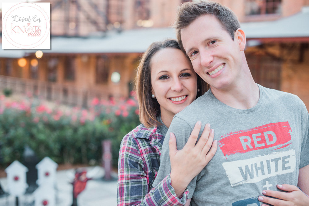 Downtown Durham Engagement - KnotsVilla | Published: October 22, 2016