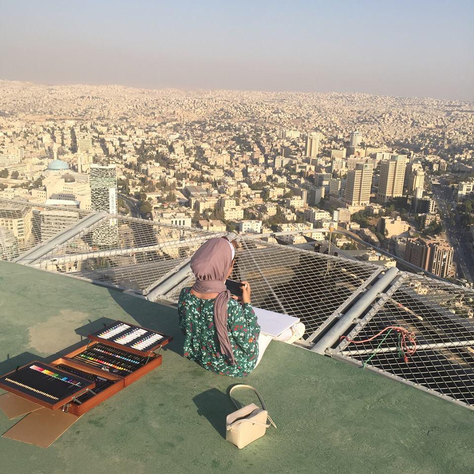 w-hotel 3 - Artists Amar Al Mohtaseb.jpg