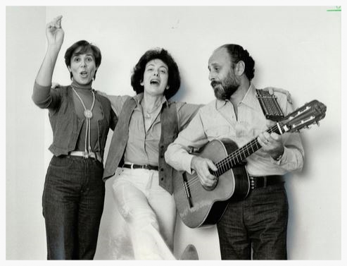 Sharon, Lois & Bram - 1979 (Photo Credit Unknown)