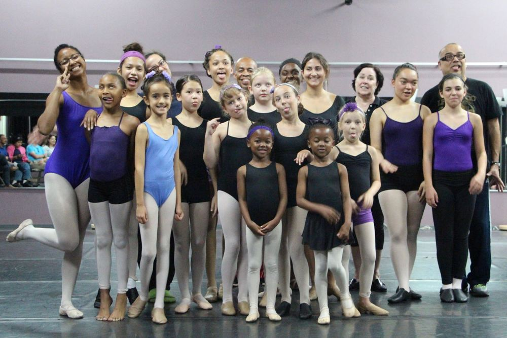 July, 2016 Summer Intensive Demo
