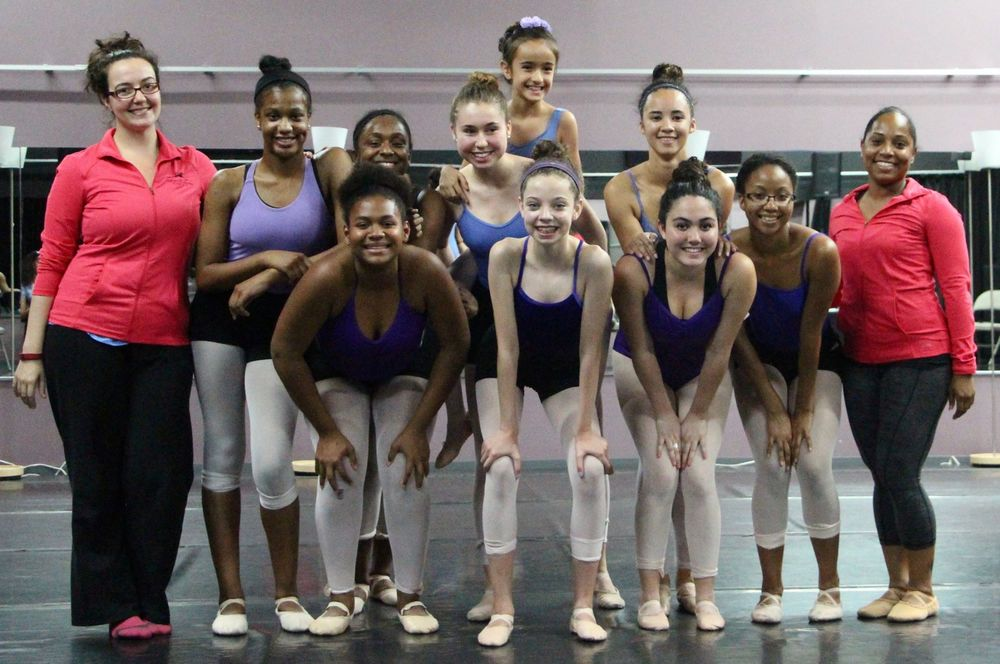 June, 2016 Summer Intensive Demo