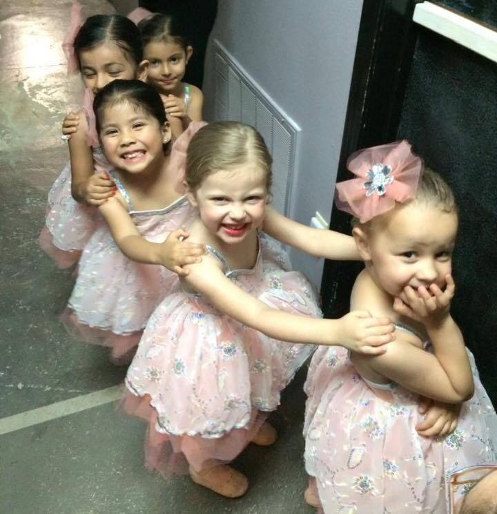 CLASS GOALS - Dancers learn abstract movements which use the principals of ballet through imaginative music and games.Dancers in this class will improve flexibility and coordination through fun, age appropriate movement and exercises.