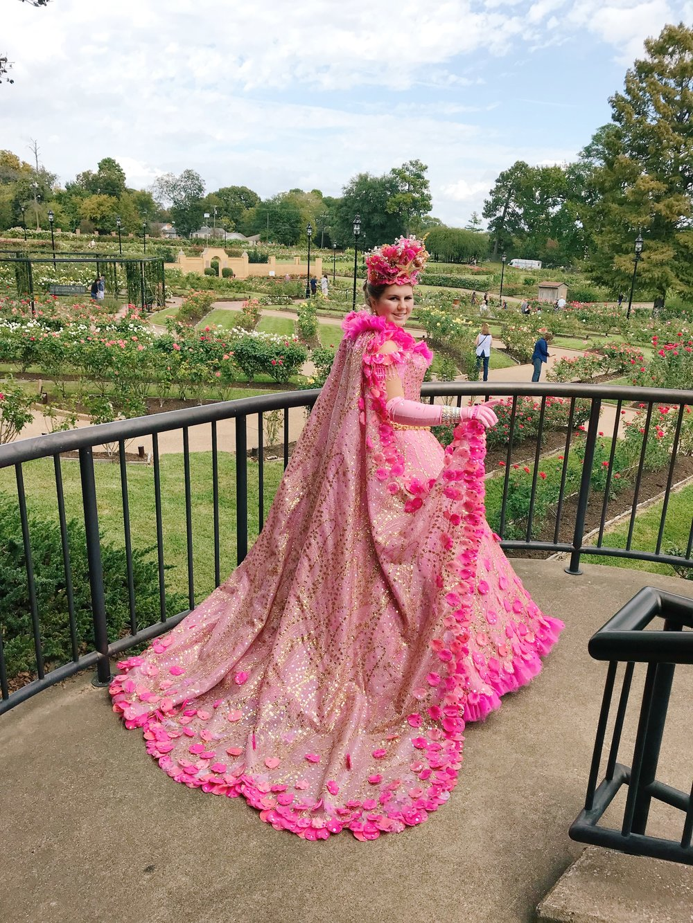 Texas Rose Festival - A Deb Ball full of 'Celestial Wonders'