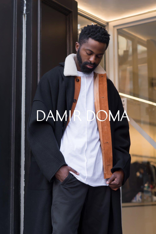 Damir Doma AW16