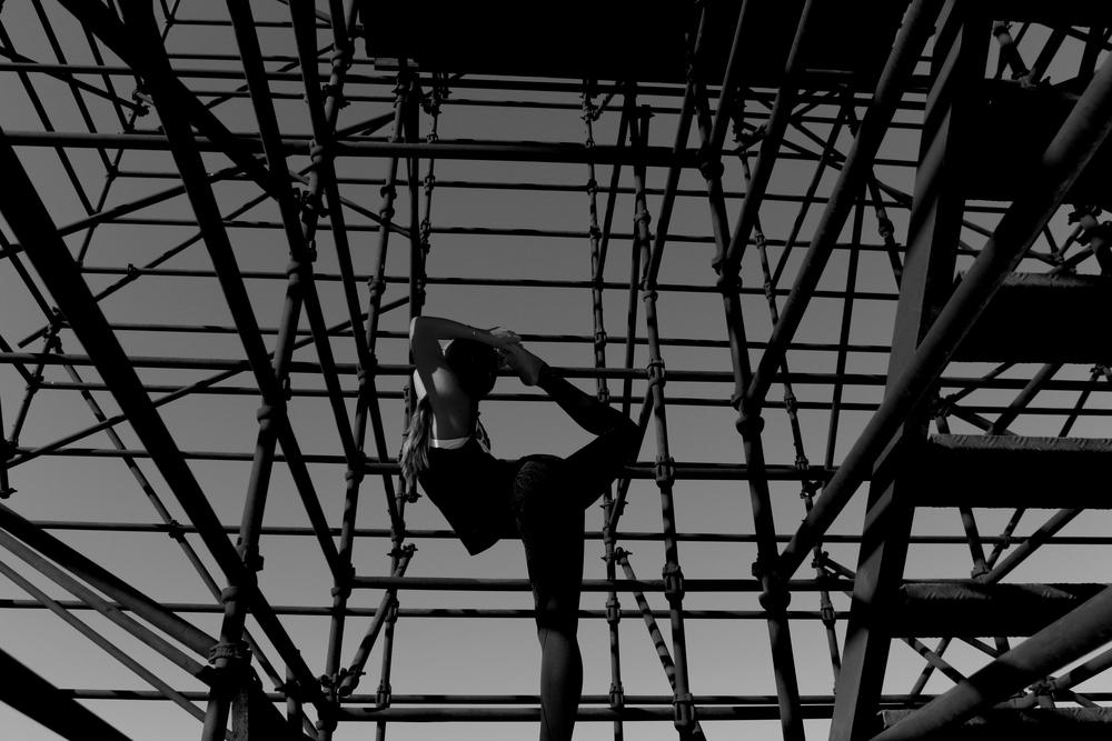 Laura Farrier // Industrial symmetry 2
