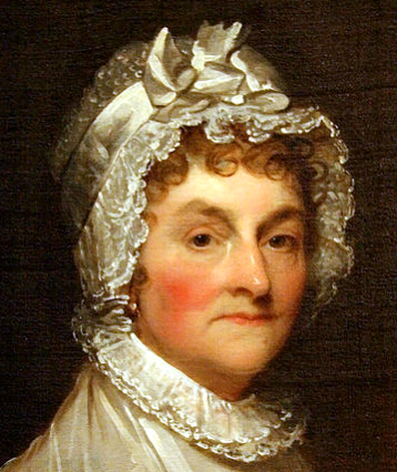 Abigail Adams by Jane Stuart c. 1800