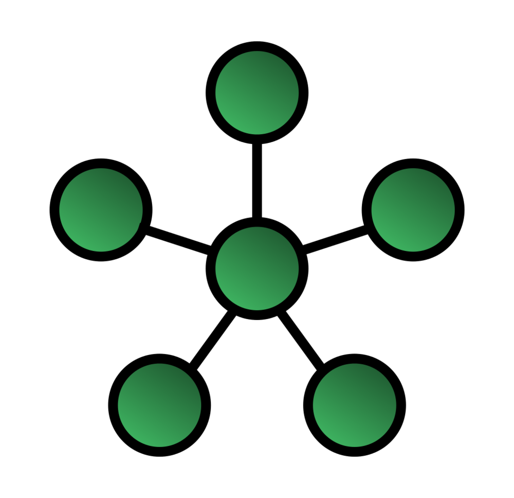 source: https://commons.wikimedia.org/wiki/File:StarNetwork.svg