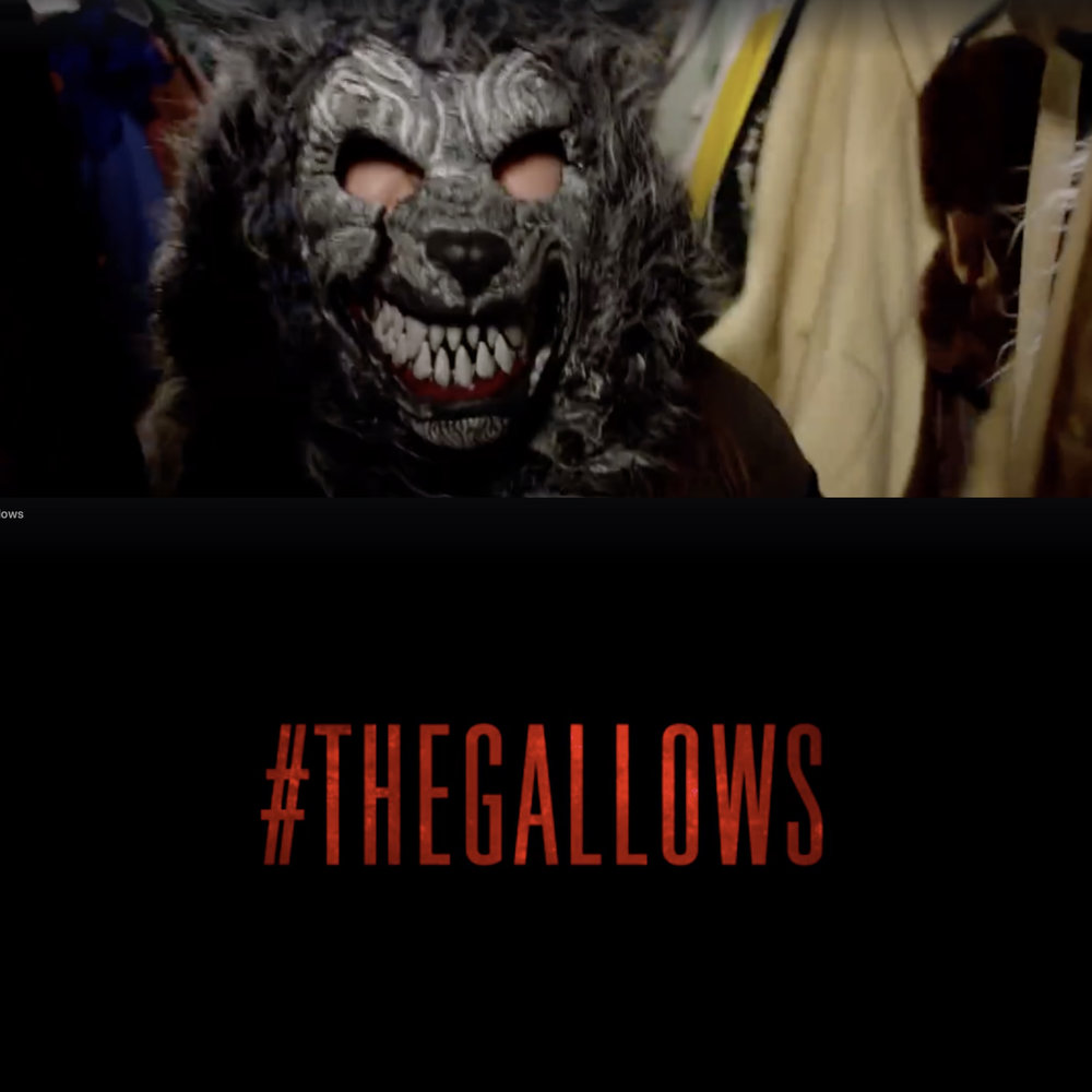 Warner Bros. Viral Media - THE GALLOWS