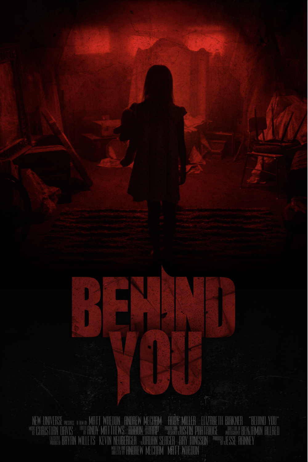 BEHIND YOU   (2019)