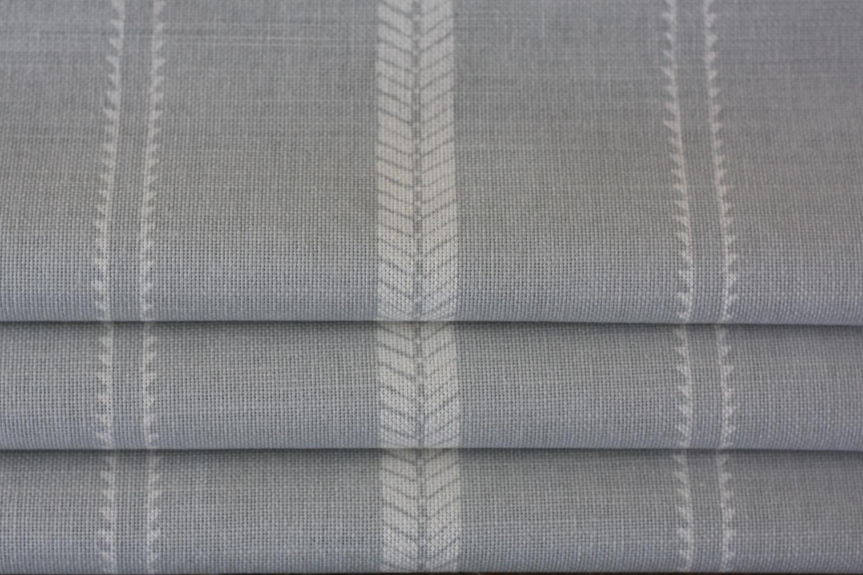 Slade Stripe Linen Blend Upholstery Fabric