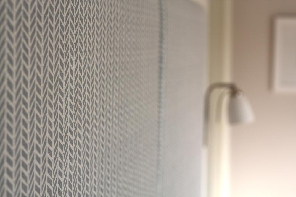 Upholstered Linen Headboard