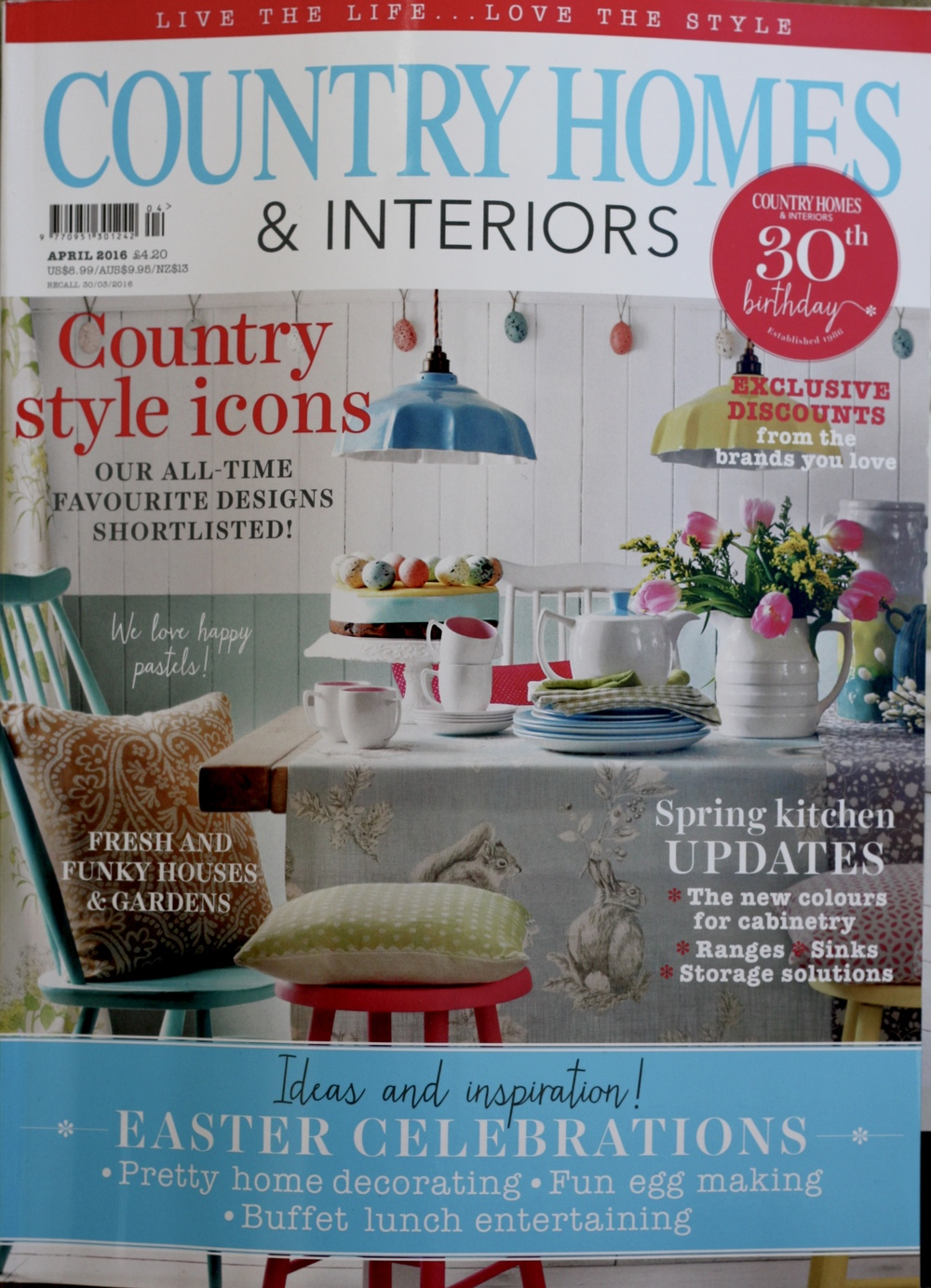 country homes interiors colour of the moment zoe glencross