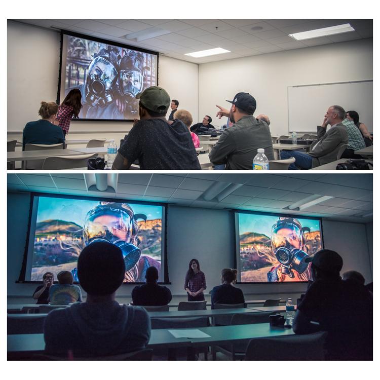 Open Show Presentation 2016