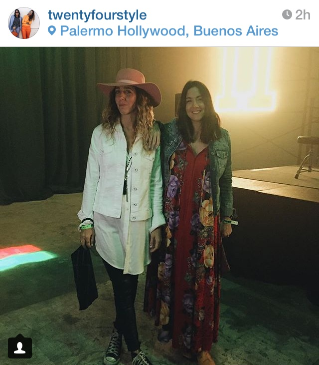 Buenos Aires fashion blogger