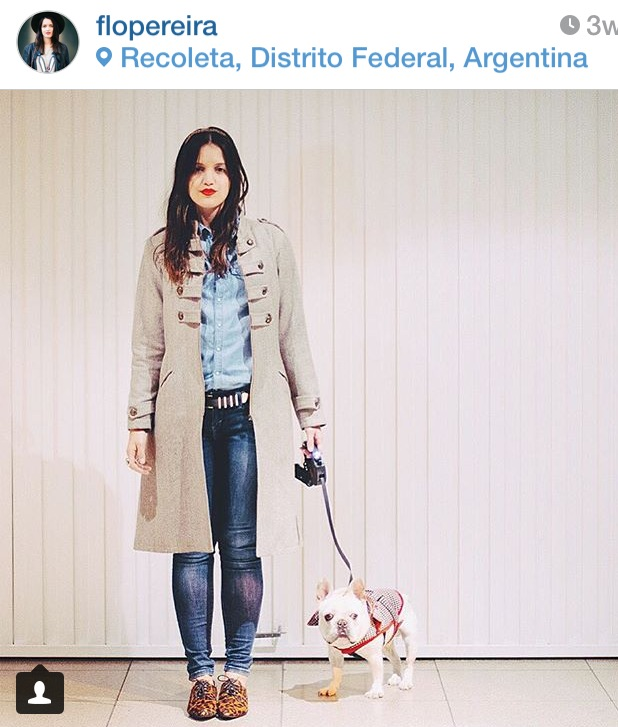 stylish trench coat buenos aires