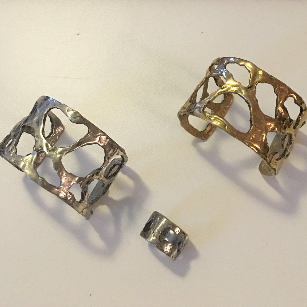 Alpaca silver jewelry