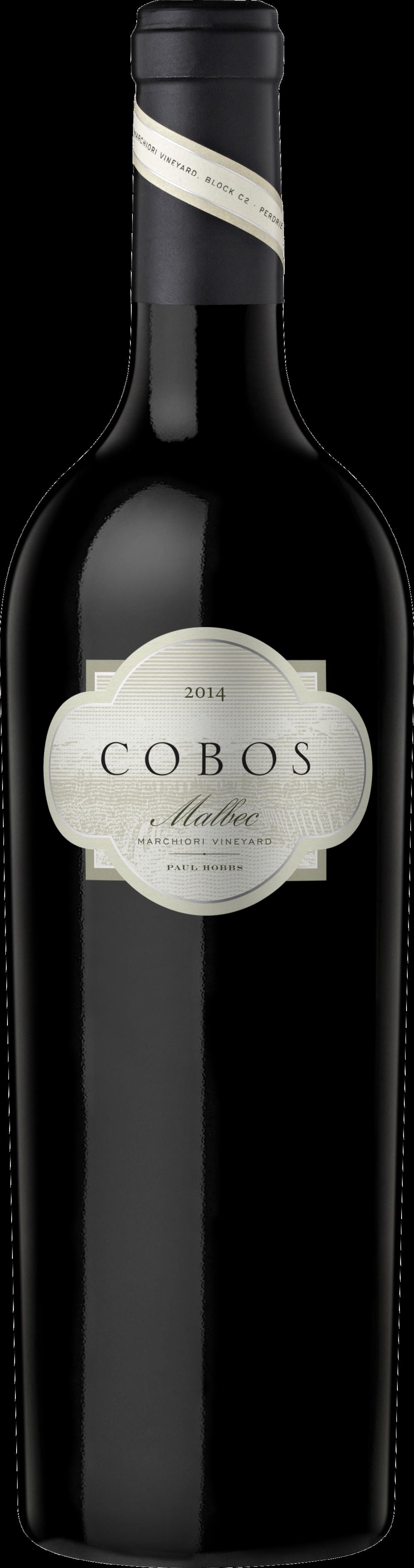 Cobos Malbec Argentine wine