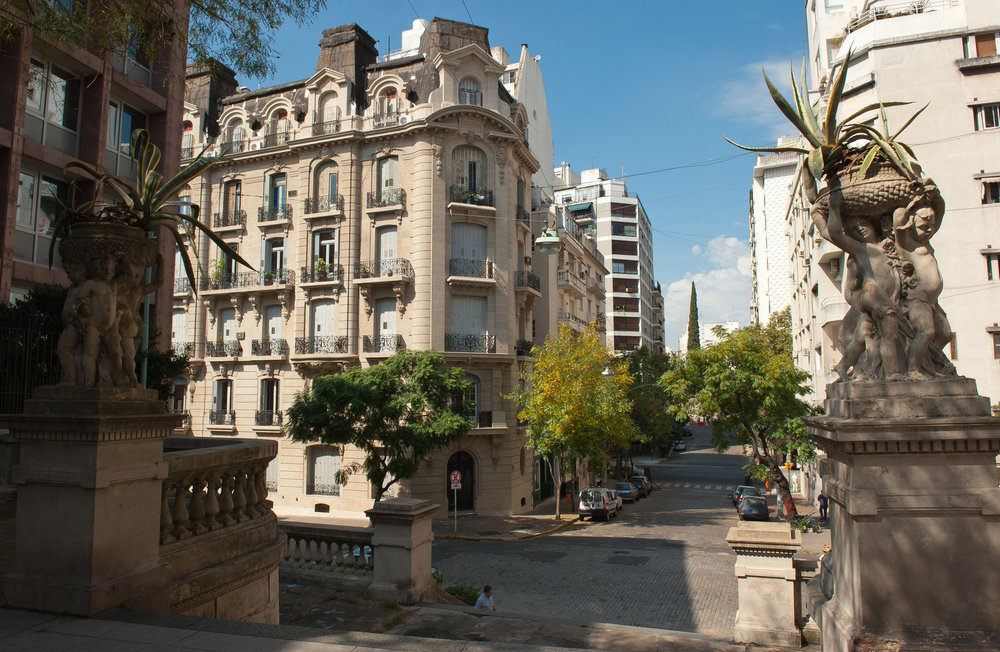 luxury shopping in Buenos Aires