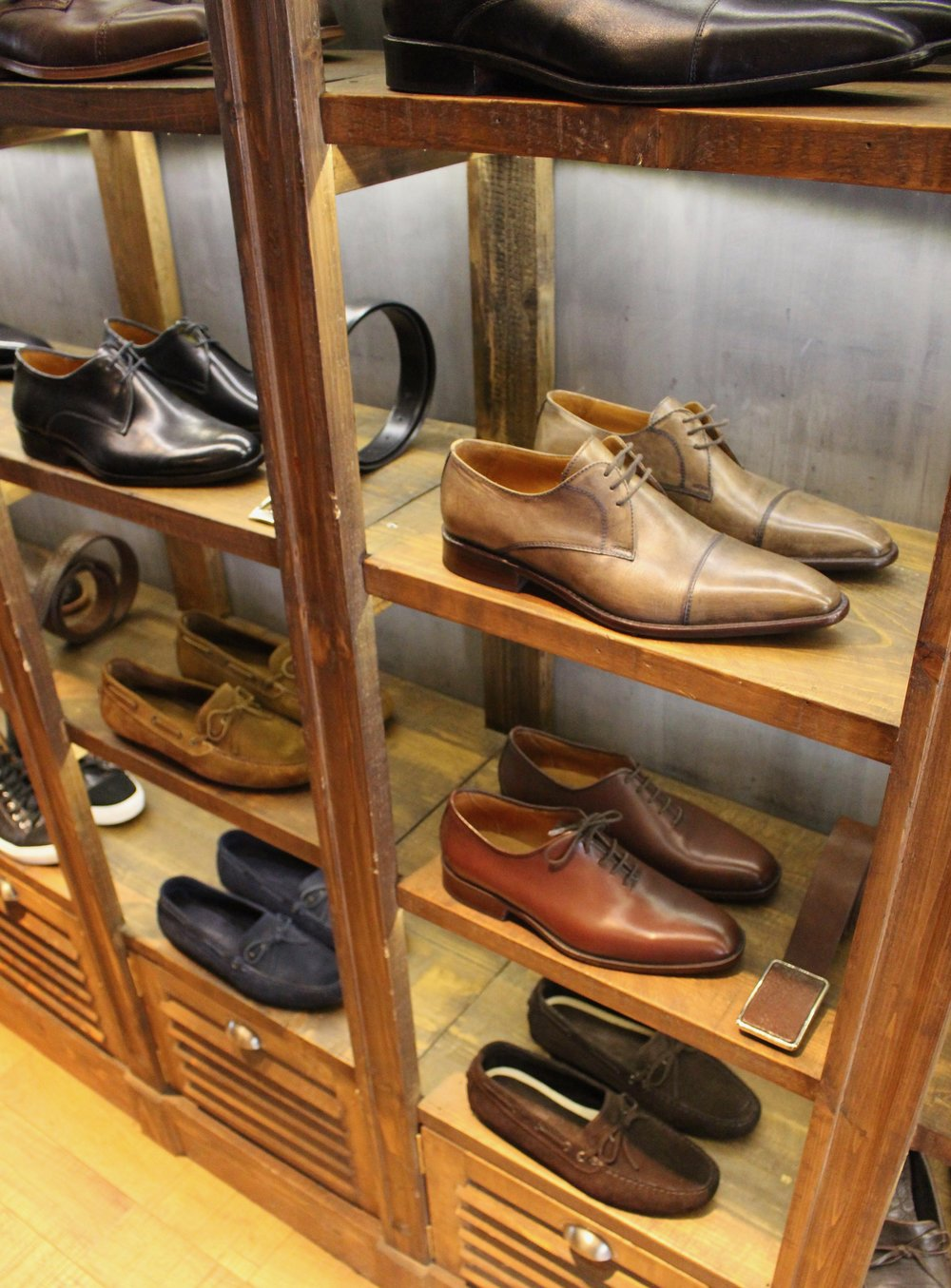 Men's Argentine shoes