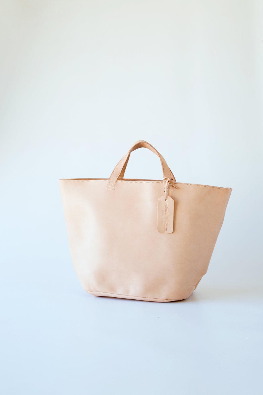 Argentine leather handbag