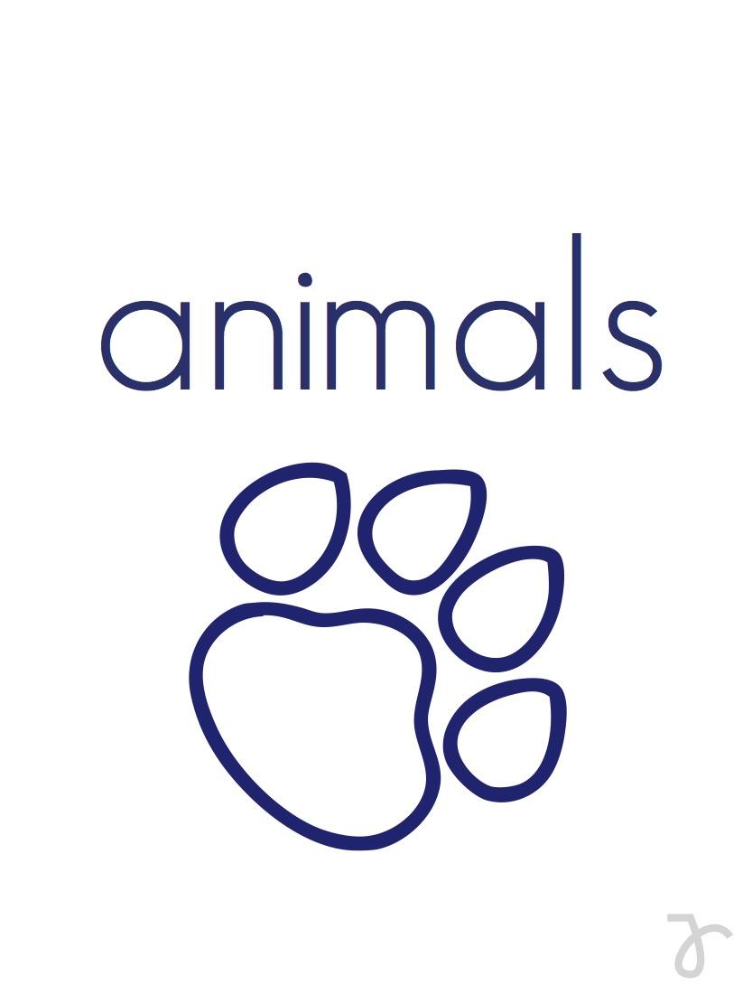 animals title