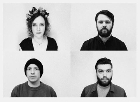 Members of @editorsofficial, @mogwaiband and @slowdiveofficial have come together to form @minor_victories.  They recently released their self-titled debut album, and @allysonbills has the review on the blog!  #minorvictories #albumreview #hearandnowmedia #mogwai #editors #slowdive