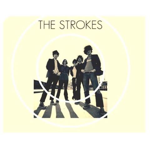 """Cool off by checking out this edition of """"Essentials"""" featuring @kiiinsey's picks of the best @thestrokes songs on the blog!  #essentials #playlist #thestrokes #hearandnowmedia"""
