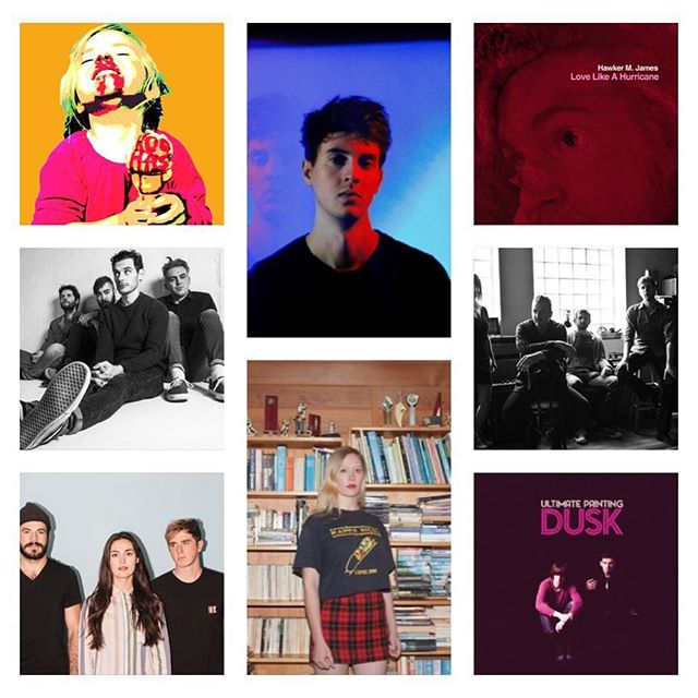 "Happy Friday!  Check out @mixtapemandi's ""Single & Lovin' It Vol. 26"" on the blog featuring: @hoohasband, #roosevelt, #blacksurf, @juliajacklin, @vhscollection, @inneroceans, @altaminamusic, @nestingbehavior, @ultimate_painting and @hawkermjames.  #singleandlovinit #singles #hearandnowmedia #hoohas #juliajacklin #vhscollection #inneroceans #altamina #mothers #ultimatepainting #hawkermjames #mariuslauber"