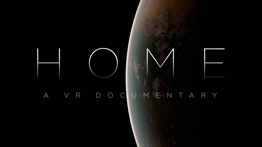 Home: A VR Documentary Film