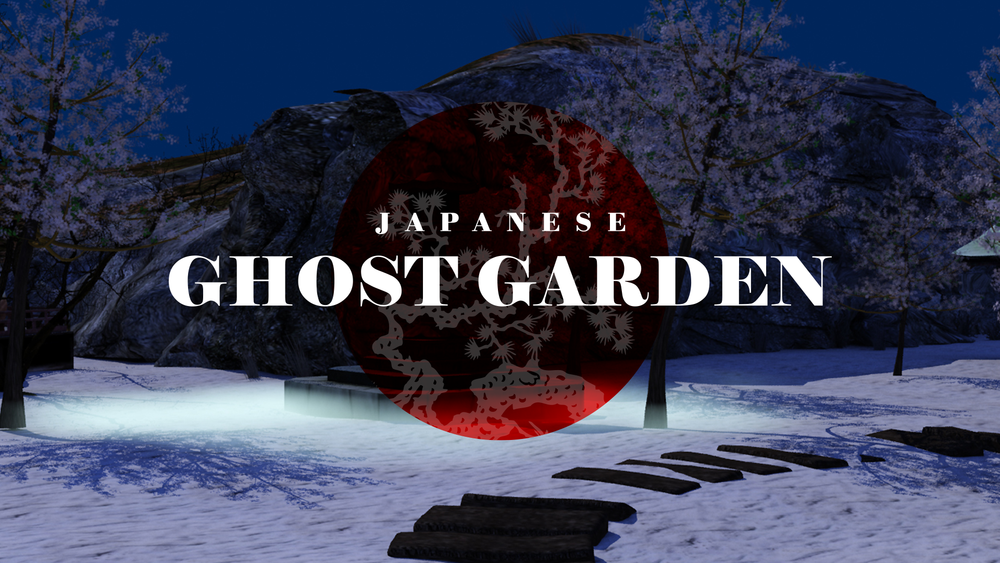 Japanese Ghost Garden: A VR Film