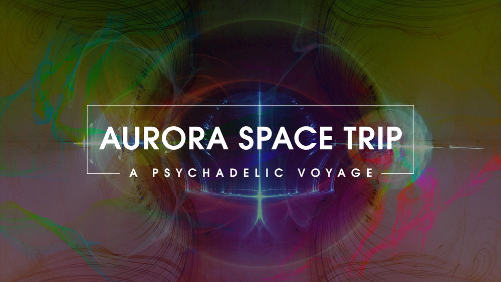 Aurora Space Trip: A VR Experience