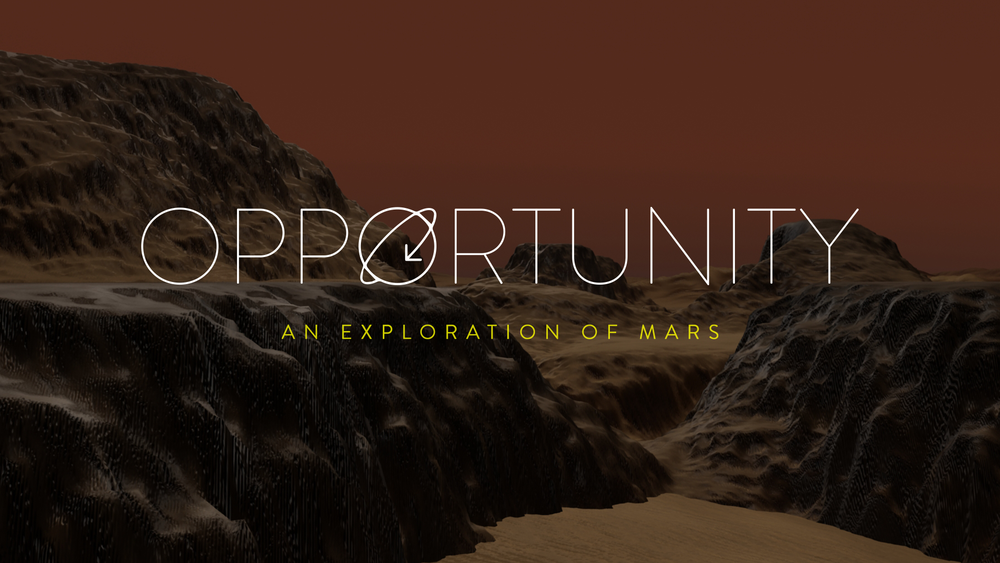 Opportunity: A VR Film
