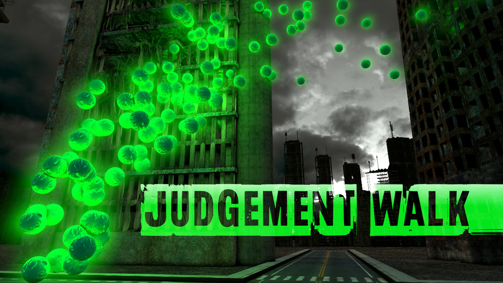 Judgement Walk: VR Sci-Fi Thriller