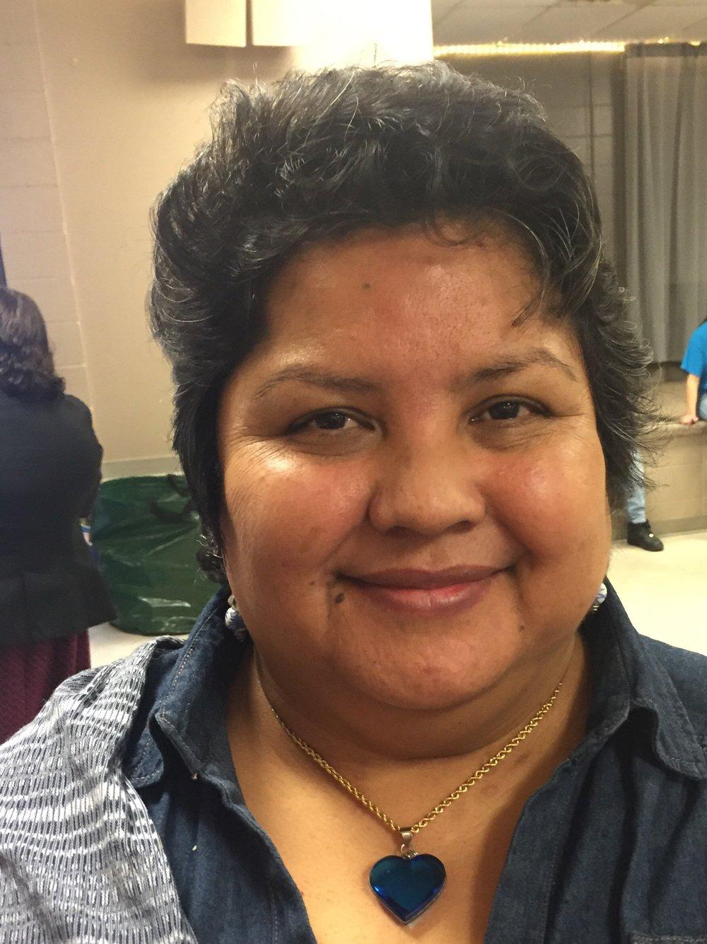 Member at Large   Rosa Garcia Cabrera