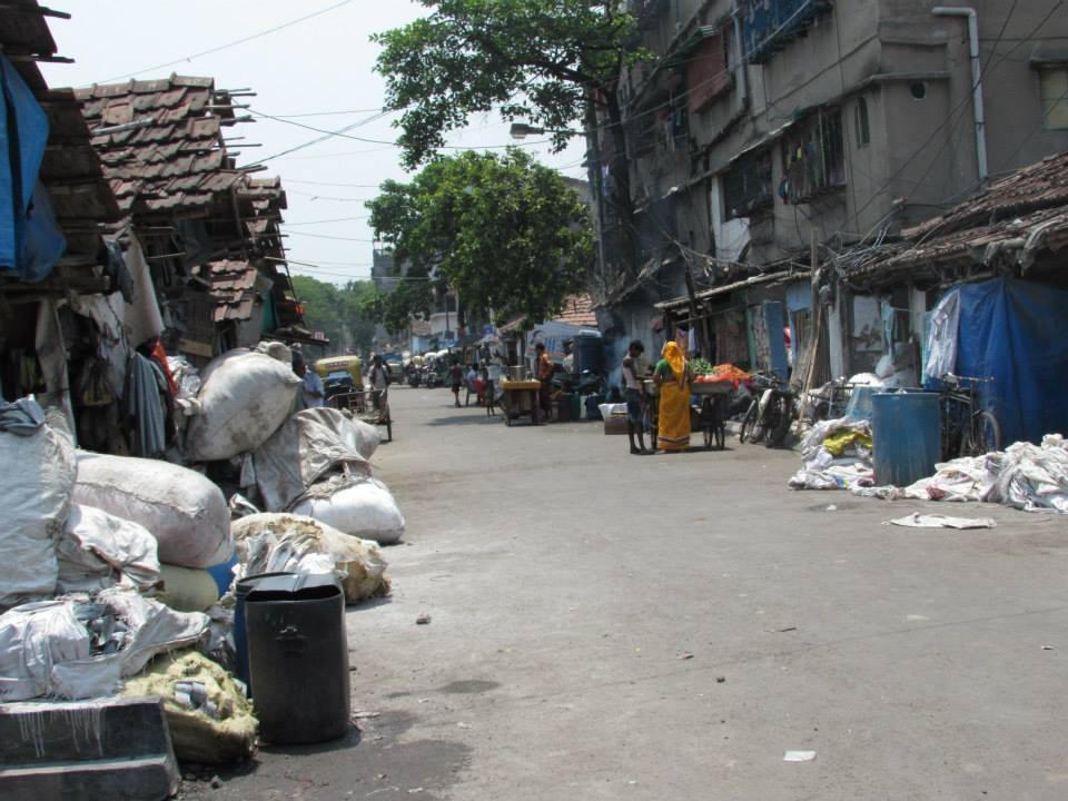Slums of Calcutta.