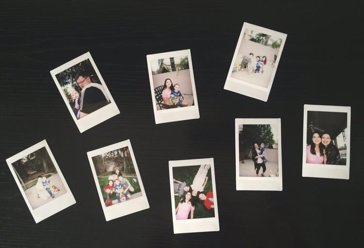 Instax Mini 8 photos