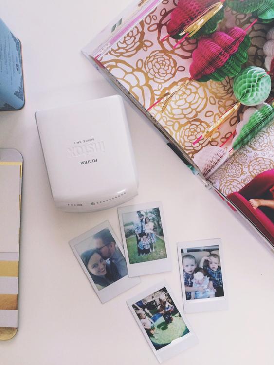 Instax wireless printer