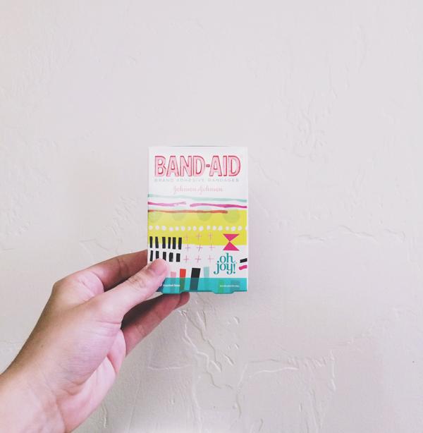 Oh Joy Band-Aids