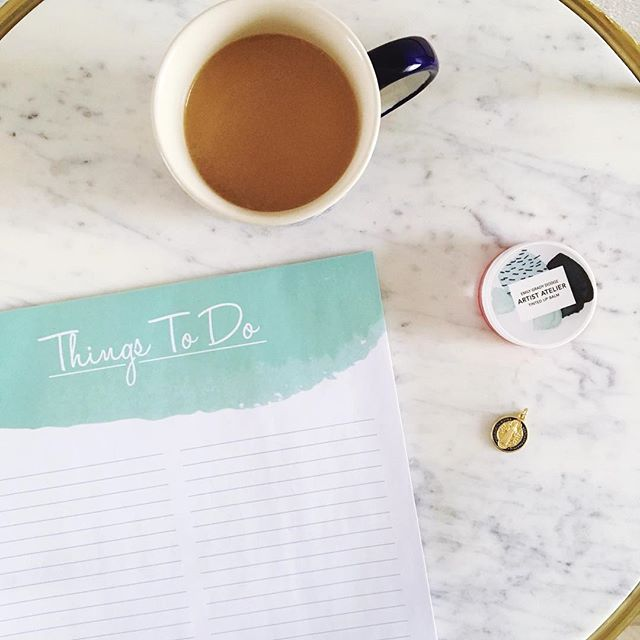 Working on our Lent list this morning. What are your plans for the next 40 days? (Read: still looking for ideas 😂) #flashesofdelight #thatsdarling #acolorstory #mycreativebiz #savvybusinessowner #lent #projectblessed