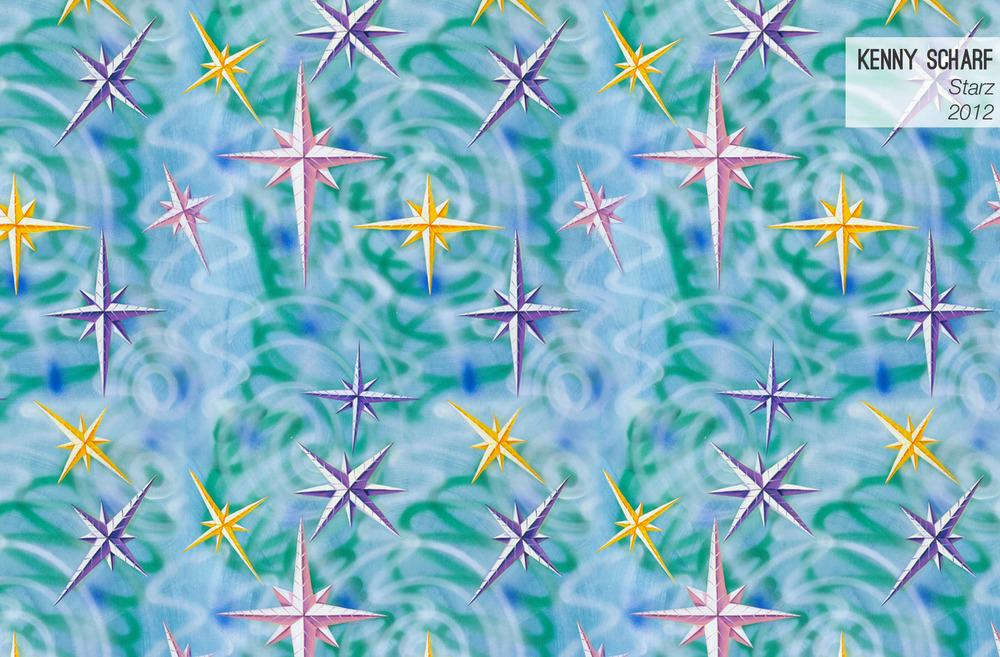 Kenny Scharf -  Starz.jpg