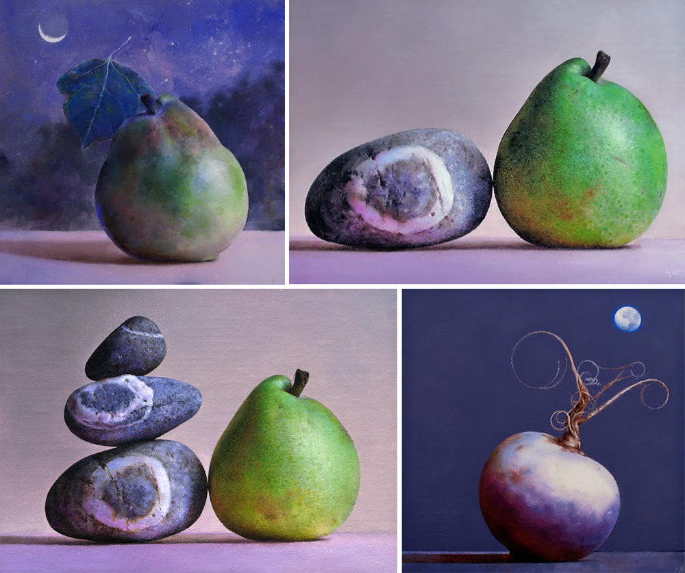 PEAR MOON / ENSO / TANGENT / CYCLE