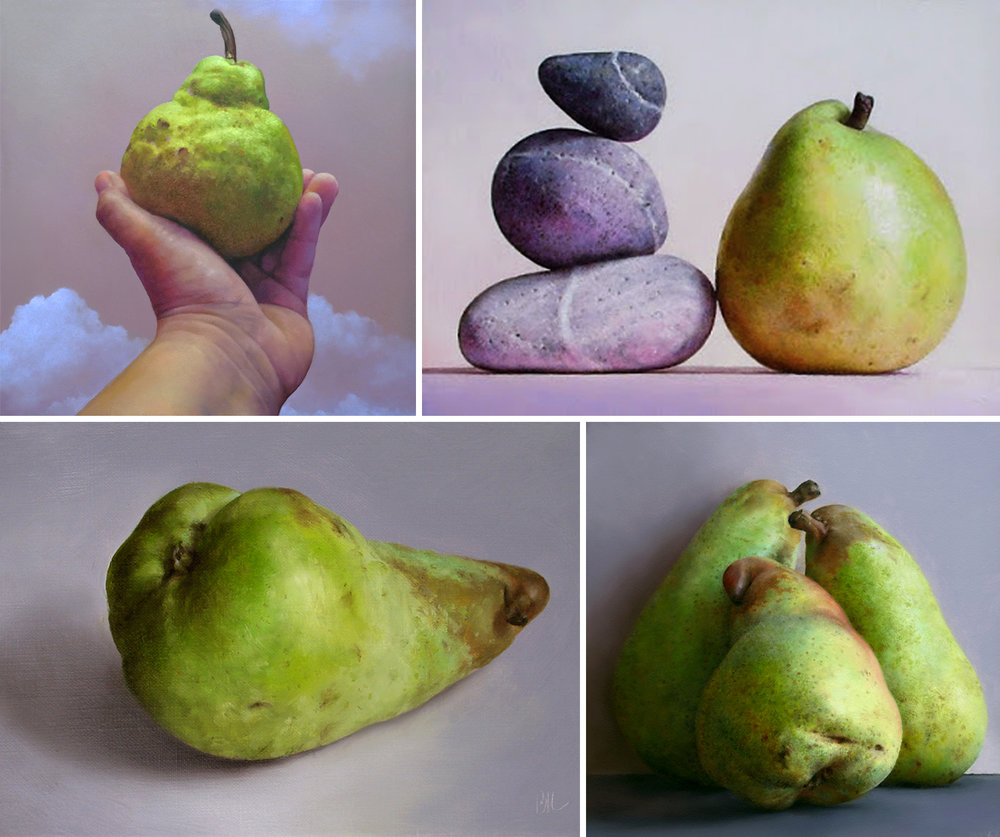 PEARS AND STONES