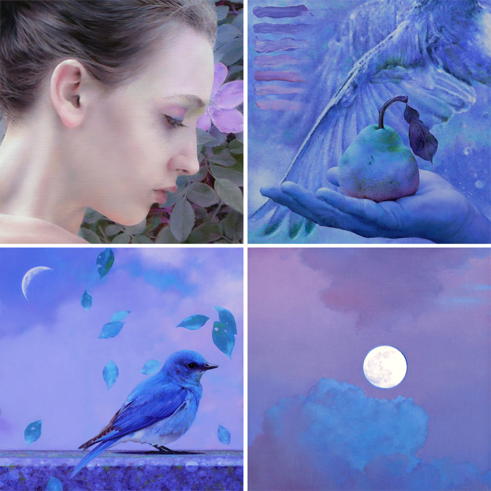 AJNA / DREAM SEQUENCE NO. 1 / BLUE / BLUE MOON